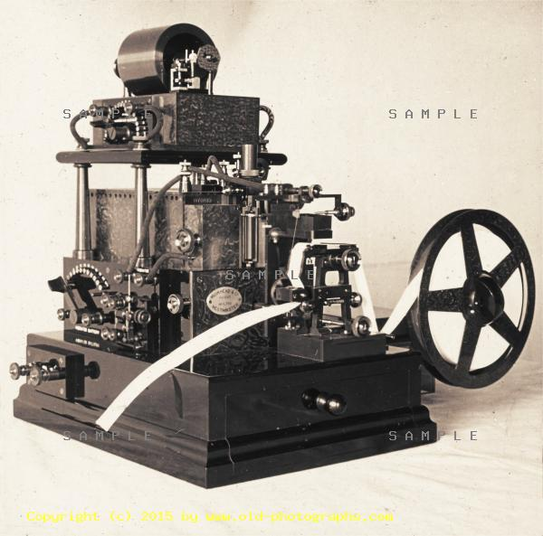 Old Photographs | Syphon Recorder