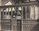 Great Mitton Church - Chancel Screen